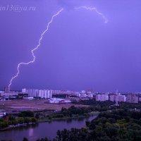 После дождя. :: Андрей Ванин