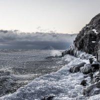 Замерзающий Байкал :: Марина