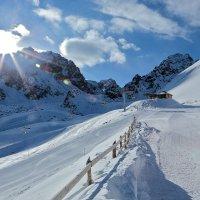 Морозное утро, высота 32000 метров. :: Alex Boo