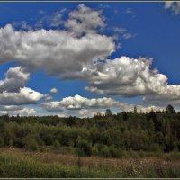 облака :: Дмитрий Анцыферов