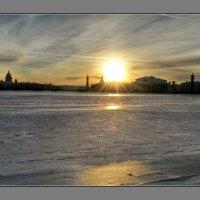 Солнце..по питерски.. :: tipchik