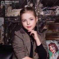 Юная модель Анастасия))) :: Анастасия Михалева