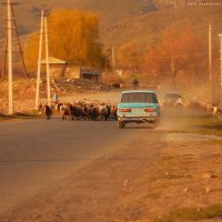 В горах :: Hayk Nazaretyan