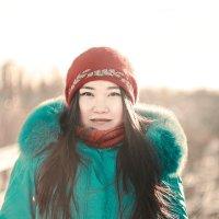 зимний портрет :: Артём Олейников