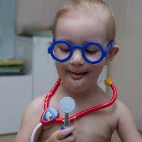 Маленький врач :: Елена Егорова