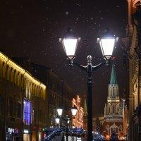 Улица неразбитых фонарей) :: Ксения Базарова