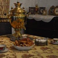 Чаепитие из прошлого :: Алена Рыжова