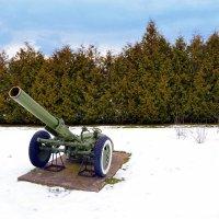 160-мм дивизионный миномёт МТ-13 образца 1943 г. (СССР) :: Владимир Болдырев
