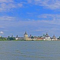 Кирилло-Белозерский монастырь :: Наталья Левина
