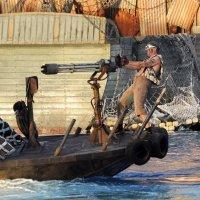 Пиратская атака :: Николай Танаев
