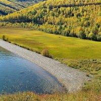 Байкальский пейзаж :: Николай Танаев