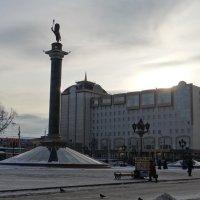 Красноярск :: Анастасия Матвеева