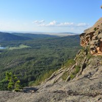 Вид на долину Кендара. :: Сергей Резниченко