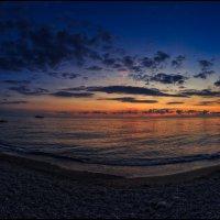 После заката... :: Сергей Бережко