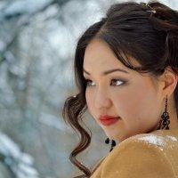 Восточная красота :: Тамара Гереева