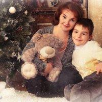 Мама и сын :: Elena Fokina