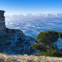Зимний пейзаж :: Игорь Кузьмин