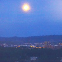 Лунная дорожка :: Сергей Бажов