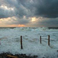 Вечер у моря :: Evgenе Sochi