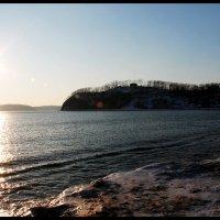 Море зимой :: Елена Сижук