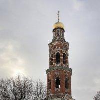 Колокольня. :: Александр Назаров