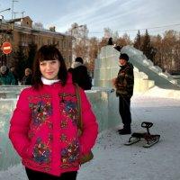 Валерия :: Сибирь Эвенкия Евгений Щербаков
