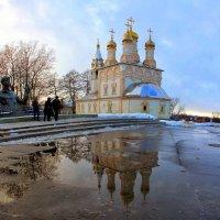 Церковь Спаса Преображения на Яру :: Марина Назарова