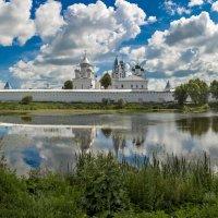 никитский мужской монастырь. переславль- залесский. :: юрий макаров