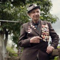 """Проект """"Ветераны 69 лет спустя"""" :: Андрей Охота"""