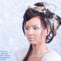 модель - Татьяна Андросова :: Ирина Митрофанова студия Мона Лиза