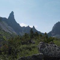 горы, скалы :: sayany0567@bk.ru