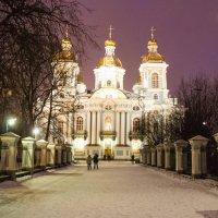 Никольский собор. Санкт-Петербург :: Никита Иванов