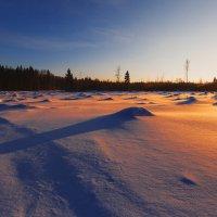 Снежные барханы :: Photo-tur.ru