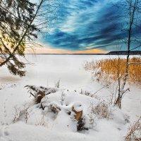 Зимний пейзаж :: Photo-tur.ru