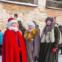 Европейский костюм 14-15 в.в. :: Александр Силинский