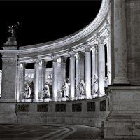 Будапешт, на площади Героев :: Татьяна Маркова (tvm00/Татьяна)