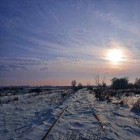 Забытая дорога :: Александр Бойко
