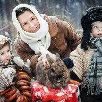 счастливое семейство :: Olga Stankova
