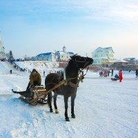 В канун Старого Нового Года! :: Алексей Белик