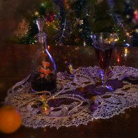Под Старый Новый Год :: galina tihonova
