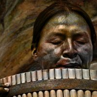 Индеец флейтист :: Nn semonov_nn