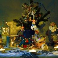 На Старый Новый год случиться может все... :: Валентина Колова