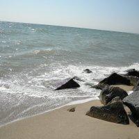 Морской пейзаж :: Alex Chernobrovkin