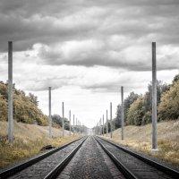 железная дорога :: Макс