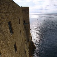Вид со старой крепости на Лигурийское взморье. :: M Marikfoto