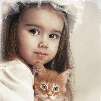 нежный ангел :: Оксана Суярова