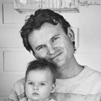 Рязанский Курт Рассел с дочкой) :: Ангелина Косова