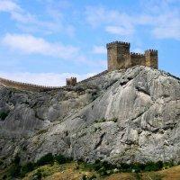 Генуэзская крепость :: Demian