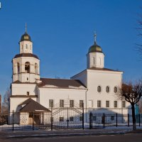 Смоленск. Спасо-Вознесенский монастырь. Вознесенский собор :: Алексей Шаповалов Стерх