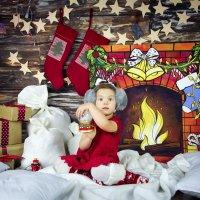 Рождественская сказка :: СВЕТЛАНА ЛЕБЕДЬ